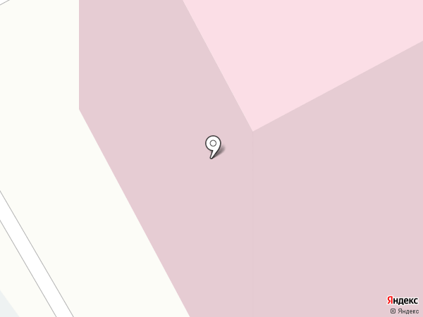 Городская клиническая больница №1 на карте Чебоксар