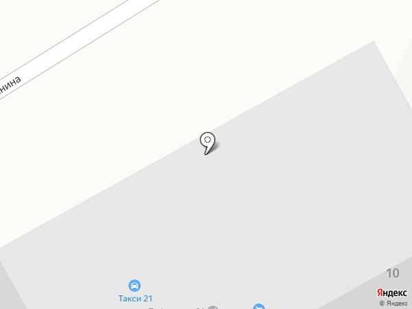СтройТри на карте Кугесей