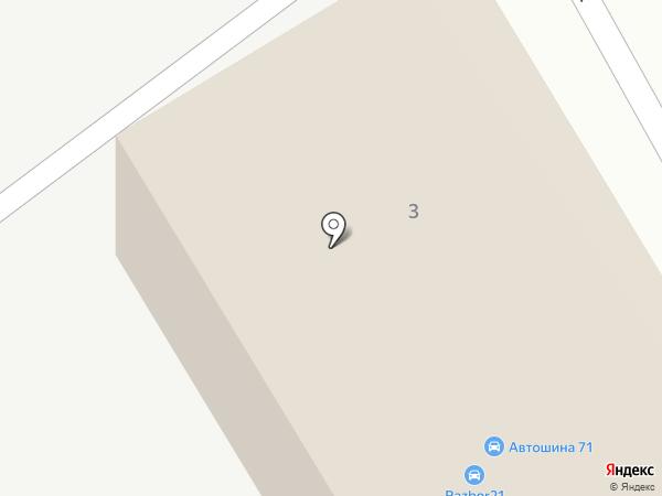 Торгово-сервисная компания на карте Кугесей