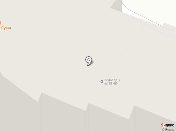 Адвокатский кабинет Татанова Е.Л. на карте Чебоксар