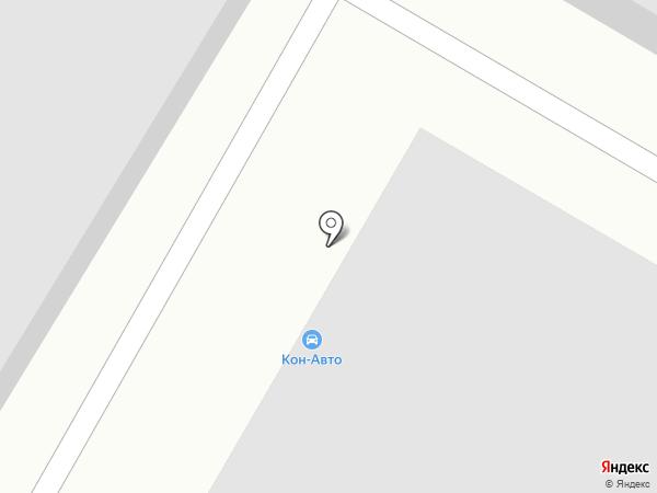 Кон-Авто на карте Чебоксар