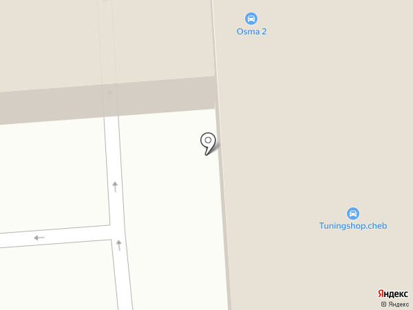 Pizza Club на карте Чебоксар