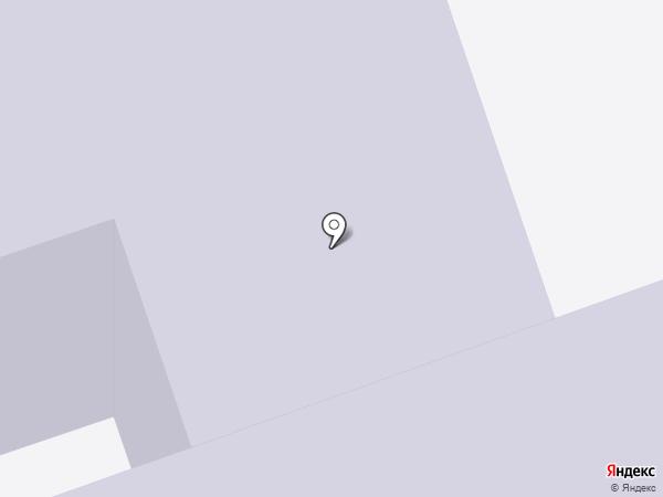 Кугесьская специальная коррекционная общеобразовательная школа-интернат на карте Кугесей