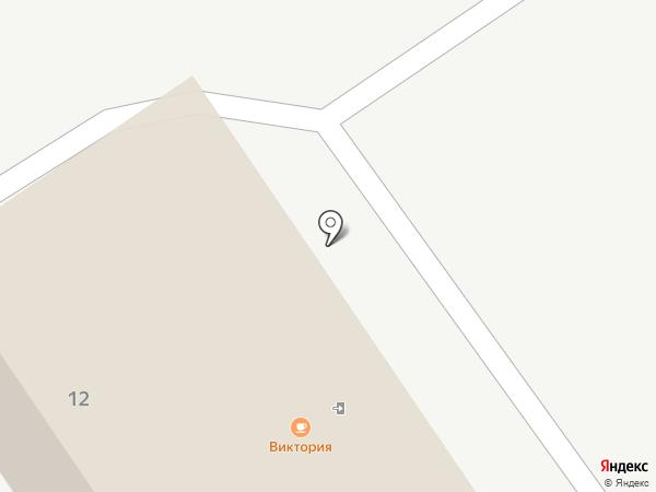 Виктория на карте Чебоксар