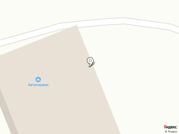 Шиномонтажная мастерская на карте Кугесей