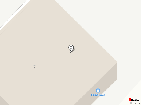Мандарин на карте Кугесей