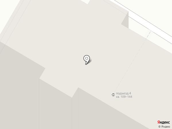 Алза на карте Чебоксар