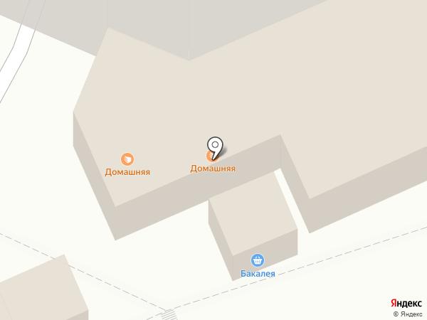 Бакалея на карте Чебоксар