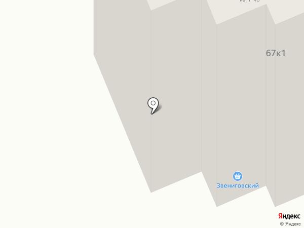 Ница на карте Чебоксар