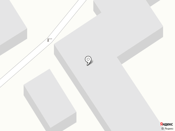 Трактор-1 на карте Чебоксар
