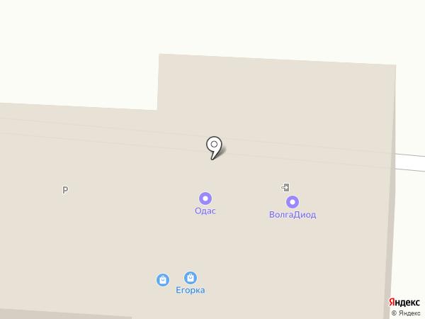 Катерина на карте Чебоксар