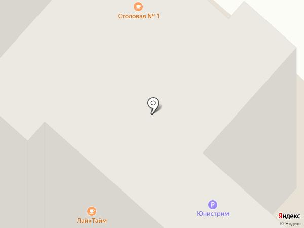 Эдем+ на карте Новочебоксарска