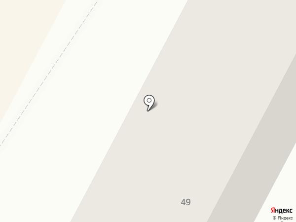 Dallas на карте Новочебоксарска