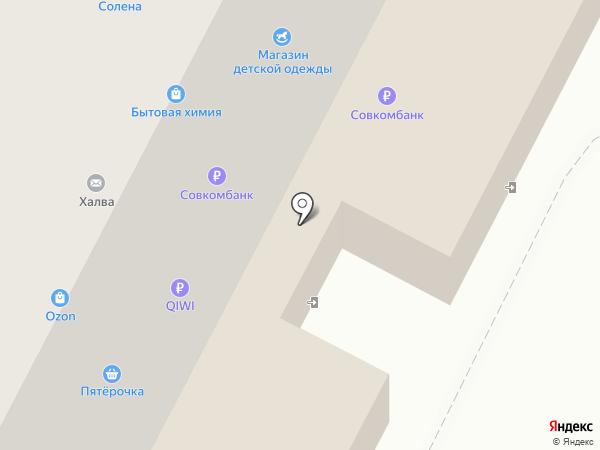 Салон оптики на карте Новочебоксарска