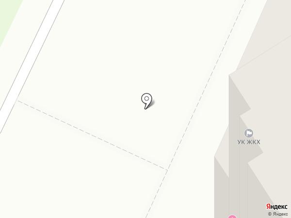 Малетти на карте Новочебоксарска