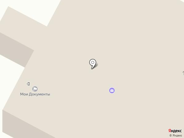 КБ Мегаполис на карте Новочебоксарска