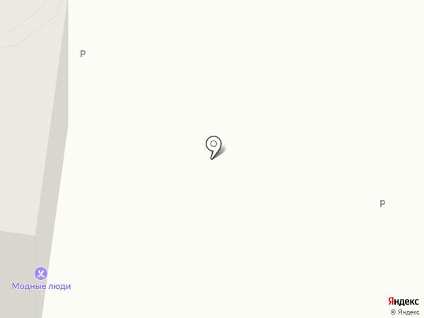 Меридиан на карте Новочебоксарска