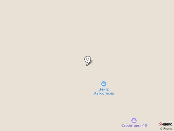 Автостоянка на Пионерской на карте Новочебоксарска