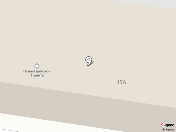 Новонет на карте Новочебоксарска