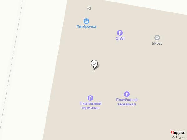 БАЛТБЕТ на карте Новочебоксарска