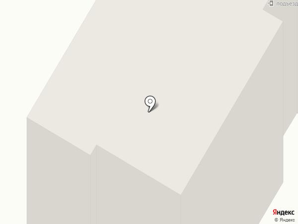 Волжский на карте Новочебоксарска