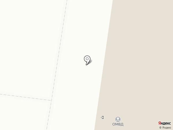 Управление ФСБ России в г. Новочебоксарск на карте Новочебоксарска
