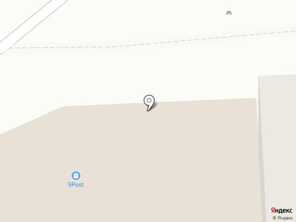 Хороший на карте Новочебоксарска