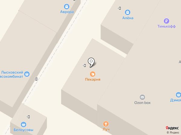 Своя пекарня на карте Новочебоксарска