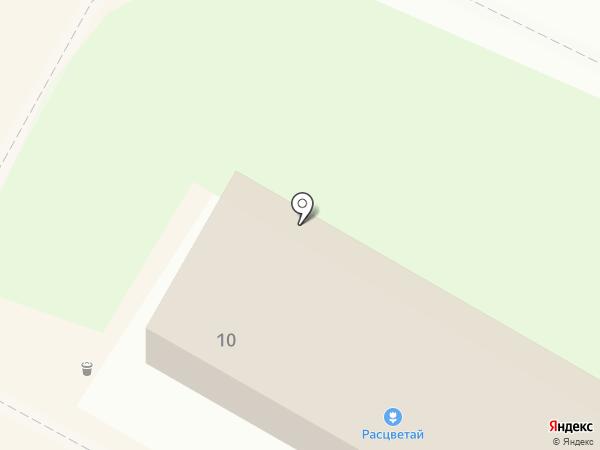 Amigo на карте Новочебоксарска