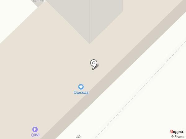 Магазин товаров для дома на карте Новочебоксарска
