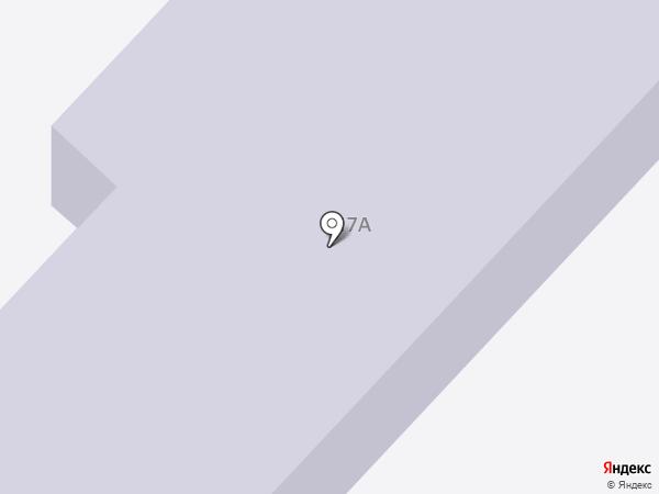 Детский сад №36 на карте Новочебоксарска