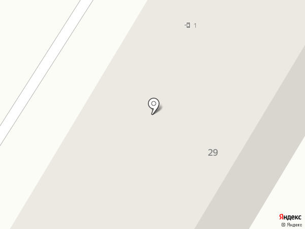 Лавана на карте Новочебоксарска
