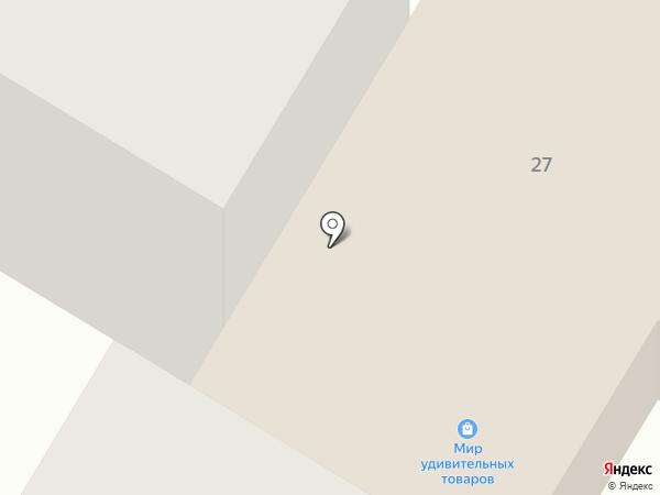 А-Ника на карте Новочебоксарска