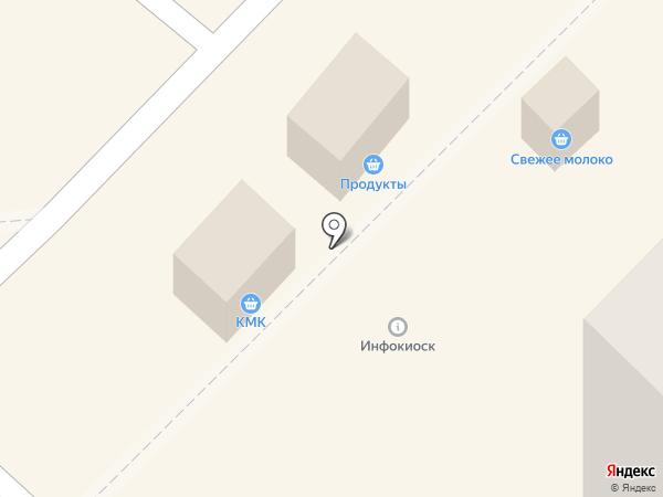 Зернышко на карте Новочебоксарска