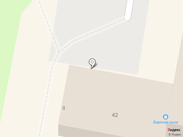 Адвокатский кабинет Кушелевскова А.Г на карте Новочебоксарска