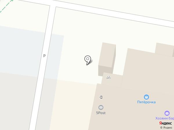Продуктовый магазин на карте Новочебоксарска