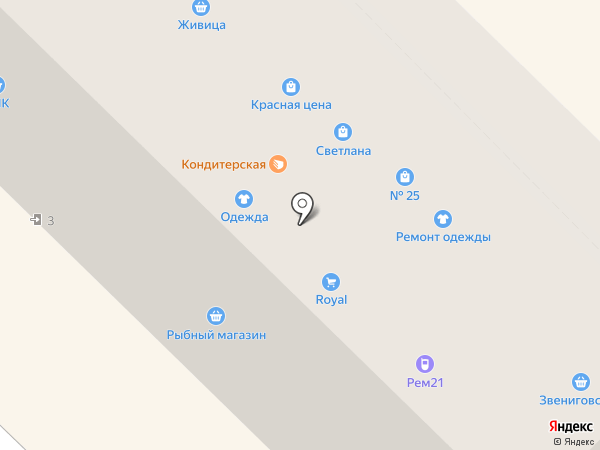 Светлана на карте Новочебоксарска