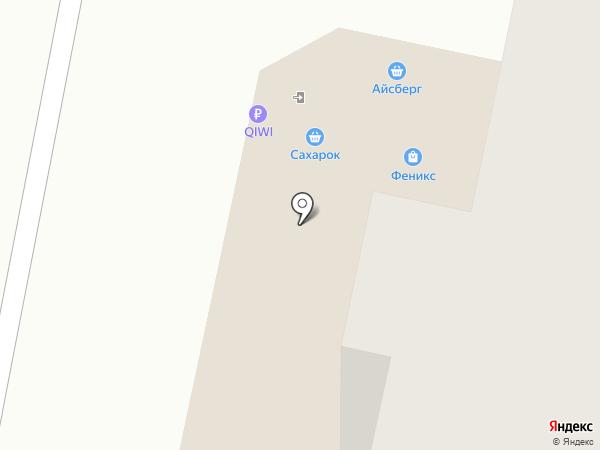 Банкомат, Волго-Вятский банк Сбербанка России на карте Новочебоксарска
