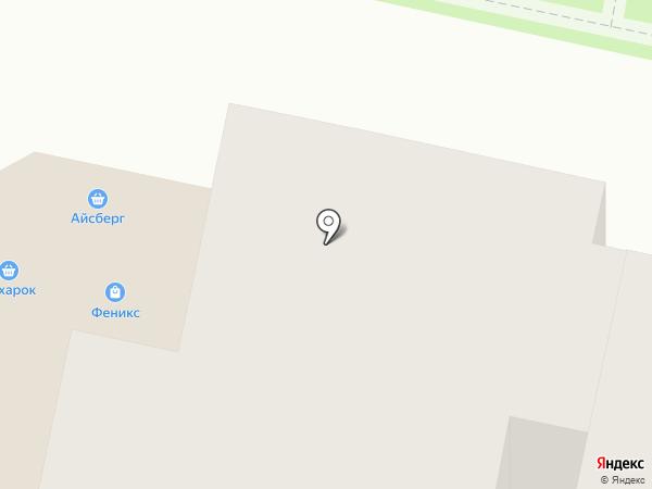 Кафе на карте Новочебоксарска