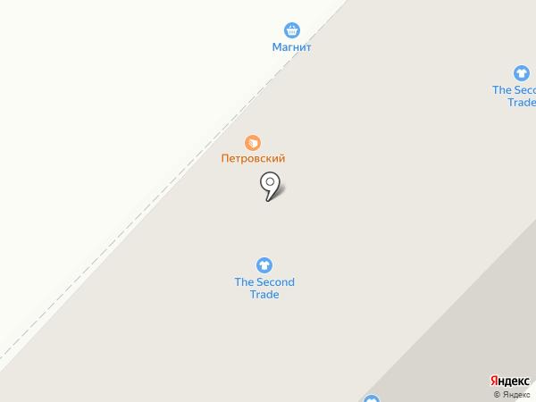 Лира на карте Новочебоксарска