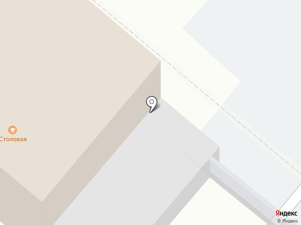 Новочебоксарское ПАТП на карте Новочебоксарска