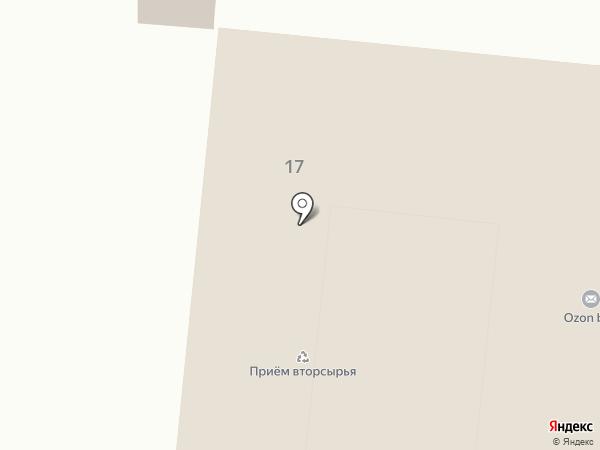 Сеть фирменных магазинов на карте Новочебоксарска