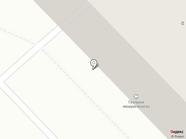 ГАЗПРОМ межрегионгаз Чебоксары на карте Новочебоксарска