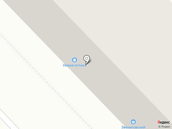 Аптека №97 г. Новочебоксарска на карте Новочебоксарска