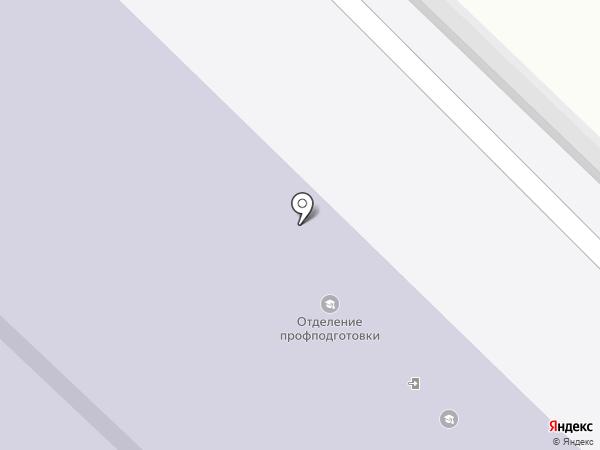 Центр автомобильных услуг на карте Новочебоксарска