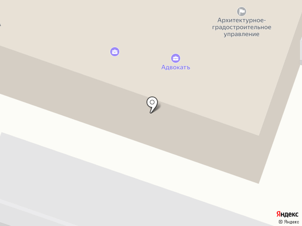 Архитектурно-градостроительное управление г. Новочебоксарска на карте Новочебоксарска