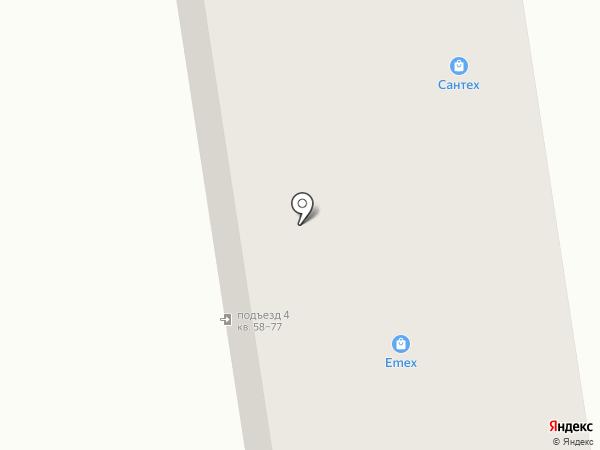 Центр Финпо-согласие на карте Новочебоксарска