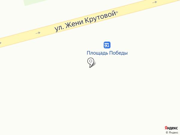 Волжанин на карте Новочебоксарска
