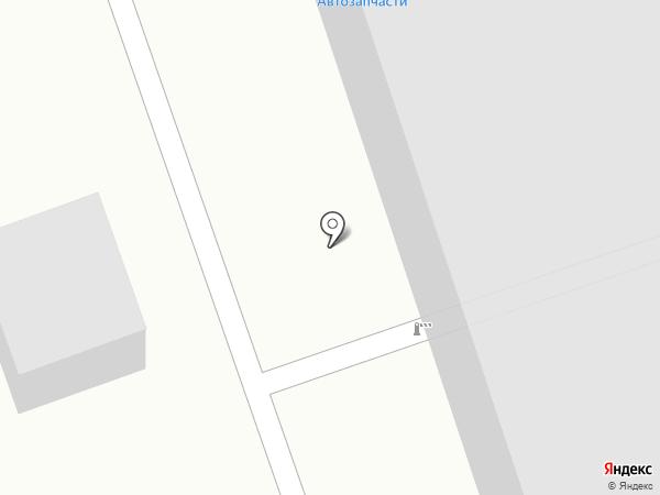 Магазин автотоваров на карте Новочебоксарска
