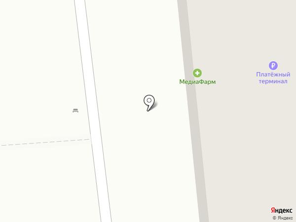 Бристоль на карте Новочебоксарска